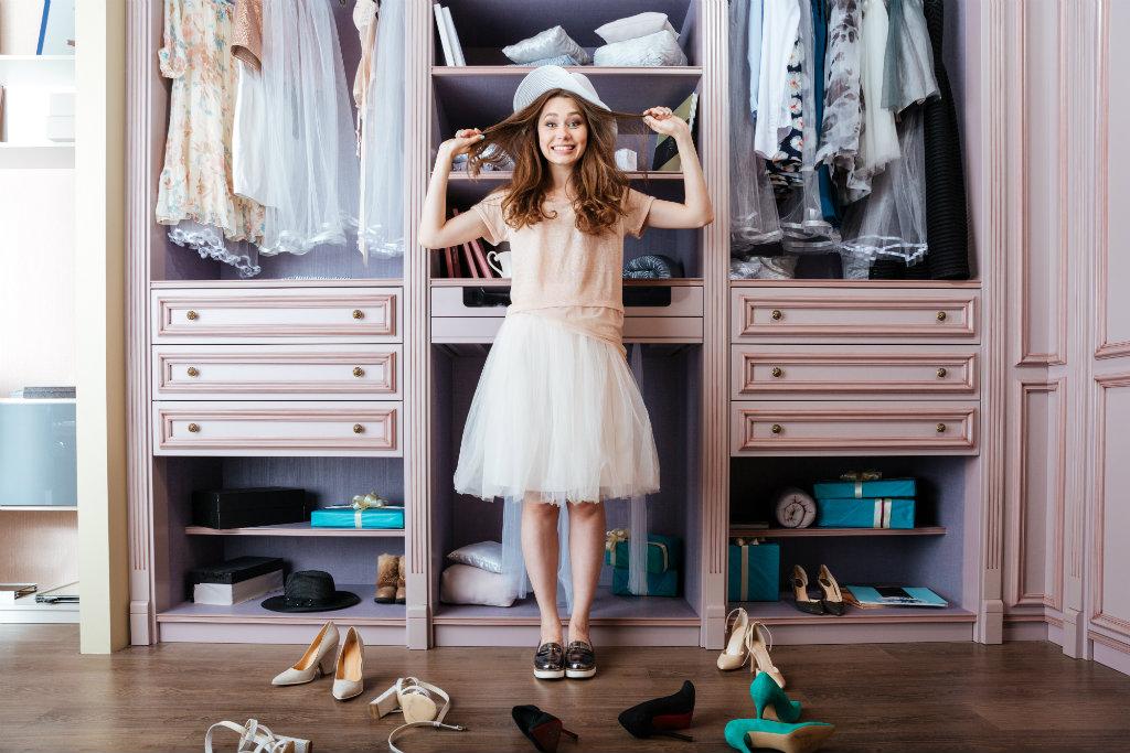 armoire femme